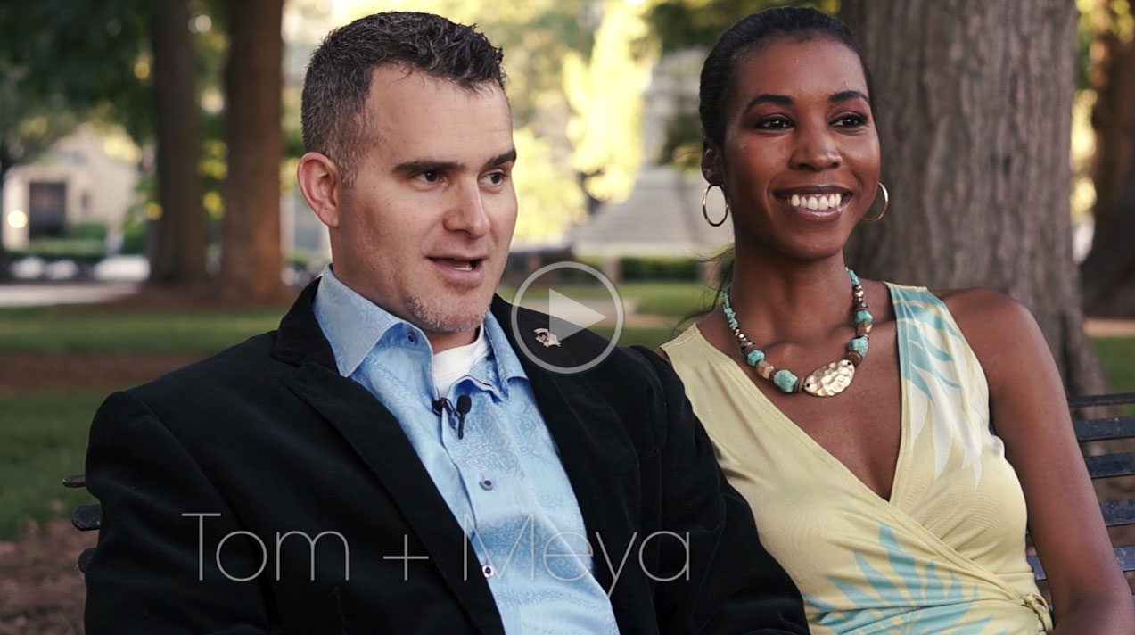 Love Story Film: A Proud Marine and His Beautiful Bride-to-Be
