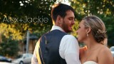 Alex + Jackie's Wedding Film at Merrimon-Wynne House