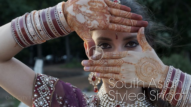 South Asian Styled Shoot – Raleigh, NC Indian Wedding Film