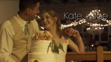 Kate and Joe's Wedding Film at All-Saints Chapel + Stockroom 230