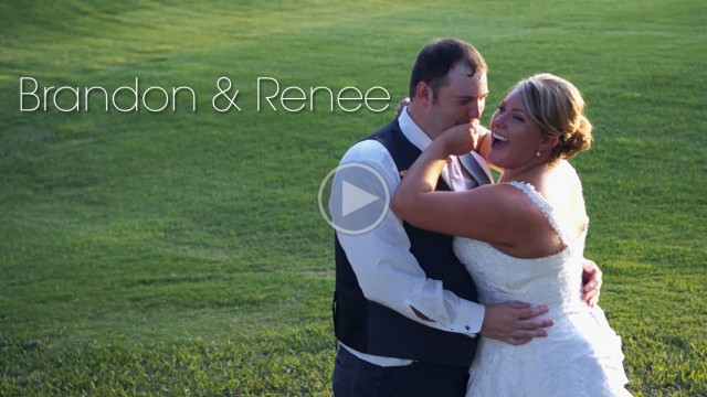 Brandon and Renee's Wedding film in Yanceyville, NC