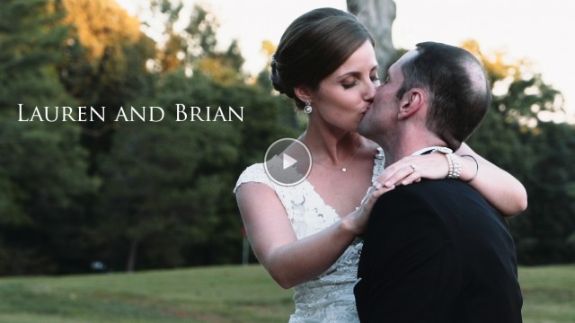 Lauren + Brian's Wedding Film at The Tucker House in Raleigh, NC