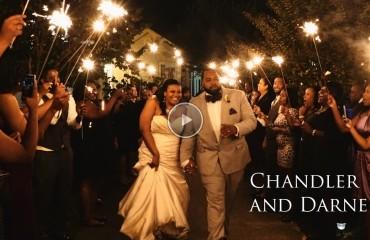 Burke Manor Inn wedding film thumbnail