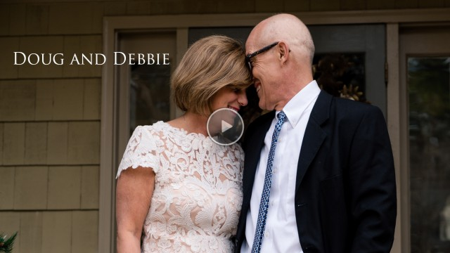 Doug + Debbie's Wedding Film in Raleigh, NC