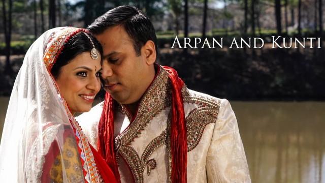 Apran + Kunti's Indian Wedding at The Hilton Garden Inn in Cary, NC