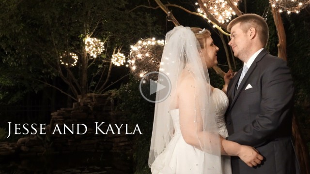 Jesse and Kayla's Wedding at The Garden on Millbrook in Raleigh, NC