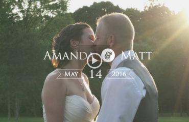 Green Gables Farms wedding film thumbnail