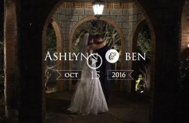 Barclay Villa wedding film thumbnail
