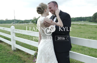 Fearrington Farm wedding film thumbnail