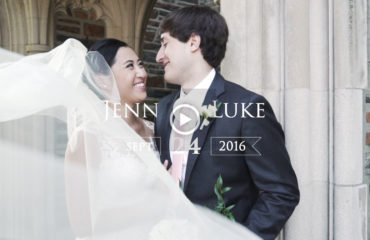 Duke Chapel wedding film thumbnail