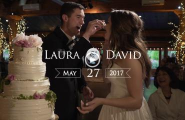 Angus Barn wedding film thumbnail