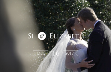Edenton Methodist wedding film thumbnail