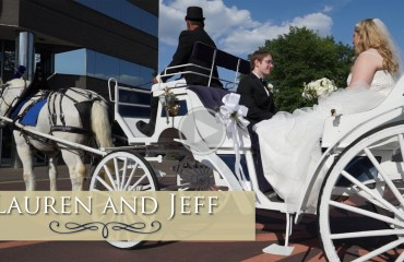 Double Tree Hilton Durham wedding film thumbnail