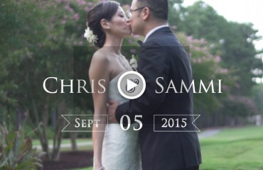 North Ridge Country Club wedding film thumbnail