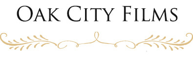 Oak City Films - Raleigh Wedding Videographers logo