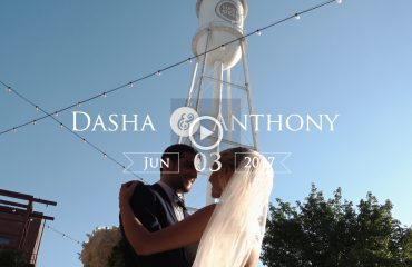 American Tobacco Campus wedding film thumbnail