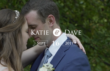 Duke Gardens wedding film thumbnail