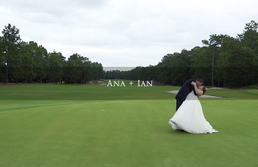 Pinehurst Country Club wedding film thumbnail