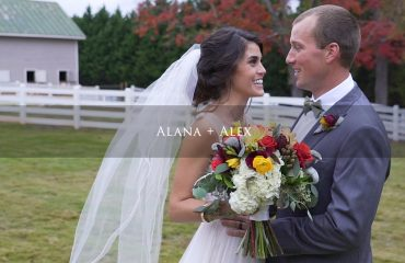 Wake Field Barn wedding film thumbnail